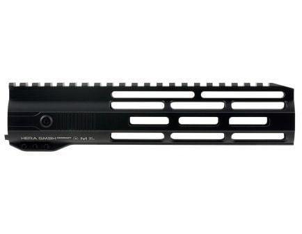 """Hera USA IRS M-LOK 9"""" AR-15 Quad Rail Free Float Handguard, Black - 110518"""