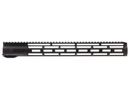 "Hera USA IRS M-LOK 16.5"" AR-15 Quad Rail Free Float Handguard, Black - 110519"