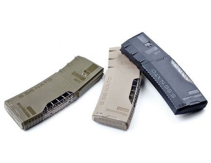 Hera USA 30 Round .223 Rem/5.56 Detachable Magazine, OD Green - 1311OD