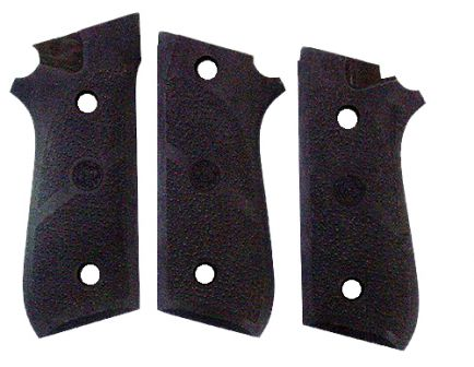Hogue Grip Panel for Taurus PT-92/99 Pistols, Black - 99010