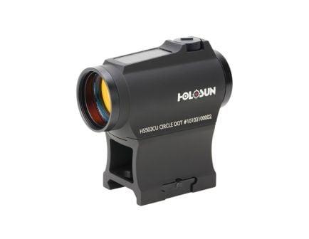 Holosun Classic 1x20mm Micro Red Dot Sight - HS503CU