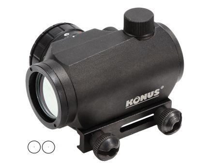 Konus USA Sight-Pro Atomic 2.0 1x20mm Illuminated Red/Green Dot Sight - 7200