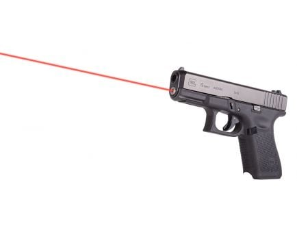 LaserMax Red Guide Rod Laser for Glock 19, 19 MOS Gen 5, Glock 19X, 45 Pistols - LMS-G519