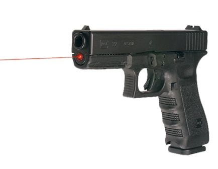 LaserMax Guide Rod Laser for Glock 17, 22, 31, 37 Pistols - LMS-1141P