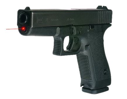 LaserMax Red Guide Rod Laser for Glock 20, 20SF, 21, 21SF Pistols - LMS-1151P