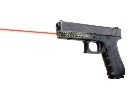 LaserMax Guide Rod Laser for Glock 17, 34 Gen 4 Pistols - LMS-G4-17