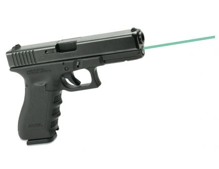 LaserMax Green Guide Rod Laser for Glock 20, 20SF, 21, 21SF Pistols - LMS-1151G