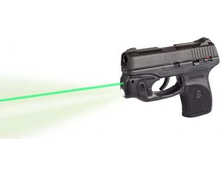 LaserMax Green Laser Sight for Ruger LC9, LC9s, EC9s Concealed Pistols - CF-LC9-C-G