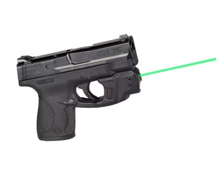 LaserMax Green Laser Sight for Smith & Wesson Shield M&P 9mm/.40 S&W Concealed Pistols - CF-SHIELD-C-G