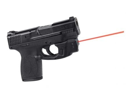 LaserMax Red Laser Sight for Smith & Wesson Shield M&P 45 Concealed Pistols - CF-SHIELD45-C-R