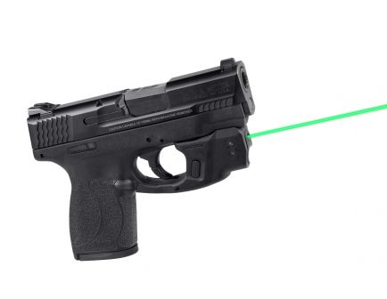LaserMax Green Laser Sight for Smith & Wesson Shield M&P 45 Concealed Pistols - CF-SHIELD45-C-G