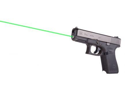 LaserMax Green Guide Rod Laser for Glock 19, 19 MOS Gen 5, Glock 19X, 45 Pistols - LMS-G5-19G