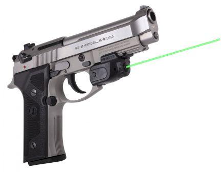 LaserMax Universal Green Lightning w/ GripSense - GSLTNG