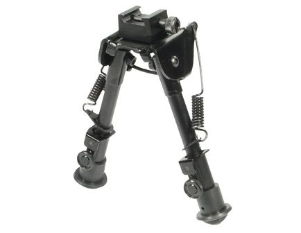 """Leapers UTG Tactical OP Bipod, 6.1"""" to 7.9"""" H - TLBP78"""