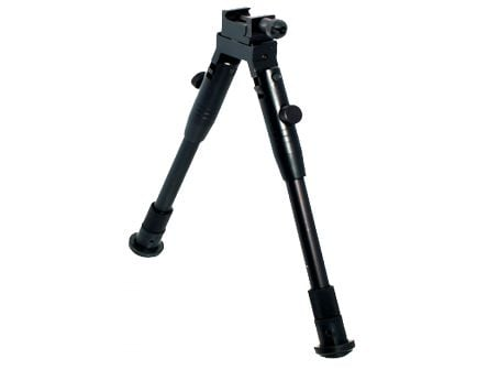 """Leapers UTG New Gen High-Profile Shooters Bipod, 8.7"""" to 10.6"""" H - TLBP69S"""