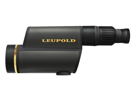 Leupold Golden Ring 12-40x60mm Impact Straight HD Spotting Scope, Shadow Gray - 120373