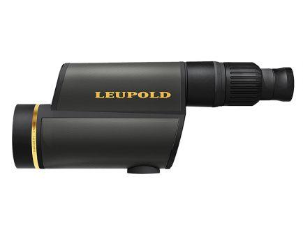 Leupold Golden Ring 12-40x60mm Straight HD Spotting Scope, Shadow Gray - 120372