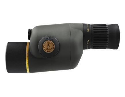 Leupold Golden Ring 10-20x40mm Straight HD Spotting Scope, Shadow Gray - 120374