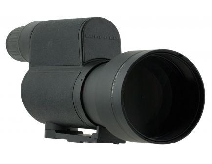 Leupold Mark 4 20-60x80mm TMR Straight Tactical Spotting Scope, Black - 110826