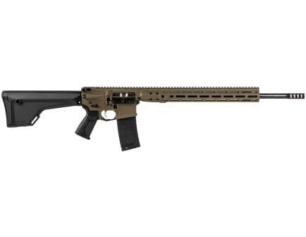 """LWRC DI 20.1"""" .224 Valkyrie Semi-Automatic AR-15 Rifle, FDE"""