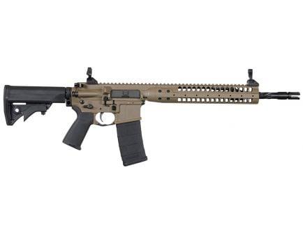 """LWRC IC-SPR 16.1"""" CA Compliant .223 Rem/5.56 AR-15 Rifle, FDE - ICR5CK16SPRC"""