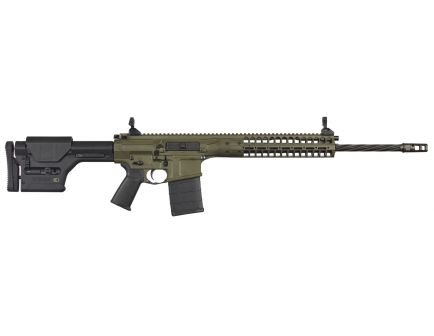 LWRC REPR MKII 7.62 AR-10 Rifle, OD Green