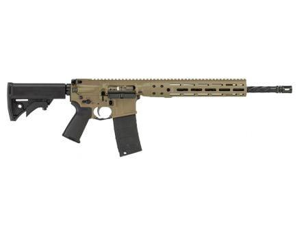 LWRC International IC DI Standard 5.56 Semi-Automatic AR-15 Rifle, FDE - ICDIR5CK16ML