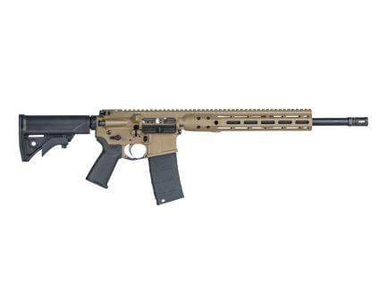 LWRC International IC DI Standard .300 Blackout Semi-Automatic AR-15 Rifle, Flat Dark Earth - ICDIR3CK16ML