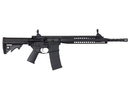 """LWRC IC-A5 16.1"""" .223 Rem/5.56 Semi-Automatic AR-15 Rifle, Black- ICA5R5B16"""