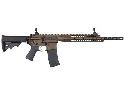"""LWRC IC-A5 16.1"""" .223 Rem/5.56 Semi-Automatic AR-15 Rifle, FDE - ICA5R5CK16"""