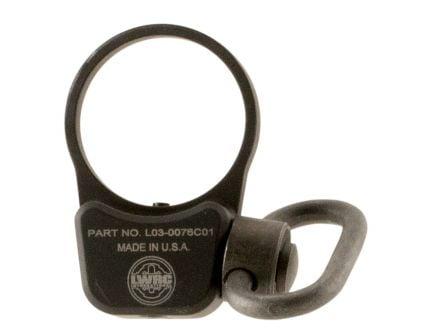 LWRC International Ambidextrous Quick Detachable Sling Mount, Black - 200-0072A01
