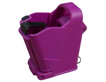 Maglula UpLULA 9mm to .45 ACP Polymer Universal Pistol Magazine Loader, Purple - UP60PR