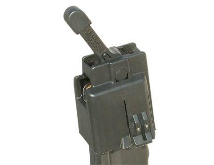 Maglula LULA MP5 SMG 9mm Polymer Magazine Loader and Unloader, Black - LU14B