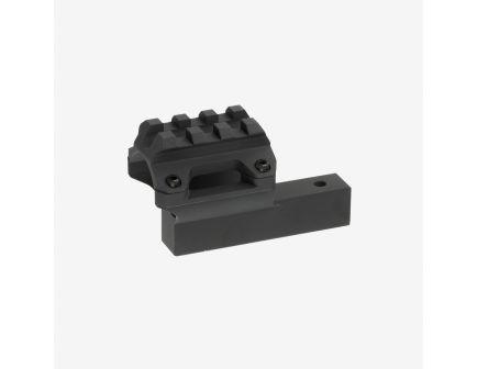 Magpul Industries Ruger 10/22 Aluminum Optic Mount, Anodized Matte Black - MAG799-BLK