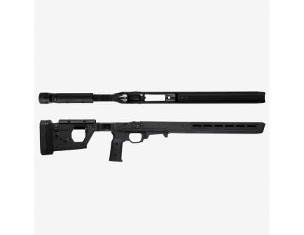 Magpul Pro 700 Fixed Stock Rifle Chassis, Black - MAG997-BLK