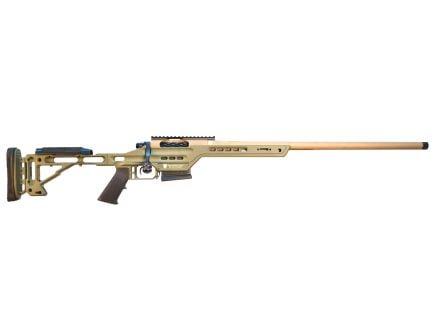Masterpiece Arms 308BA .308 Win Bolt Action Rifle, FDE - 308BALITE