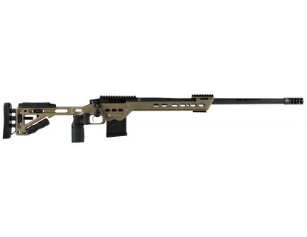 Masterpiece Arms 308BA .308 Win Bolt Action Rifle, Tan Cerakote - 308BATAN