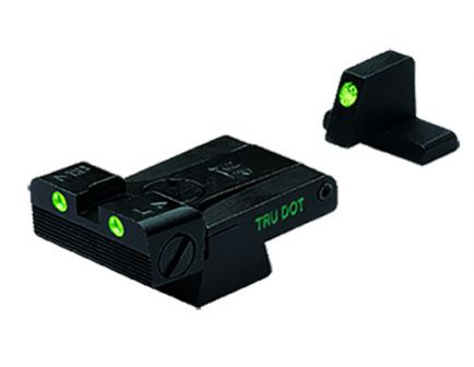 Meprolight Self Illuminated Adjustable Front/Rear Night Sight Set for HK USP Full Size/Expert/Tactical Pistols - ML21516