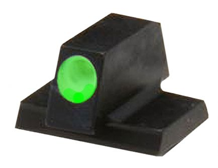 Meprolight Tru-Dot Self Illuminated Fixed Front Night Sight for Smith & Wesson M&P Full Size/Compact Pistols - ML11766FS