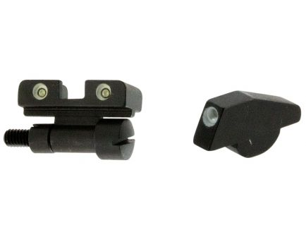 Meprolight Self Illuminated Adjustable Front/Rear Night Sight Set for Smith & Wesson K/L/N Frame Revolver - ML22771