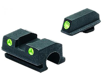 Meprolight Tru-Dot Front/Rear Night Sight Set for Walther PPQ/P99 Pistols - ML18801