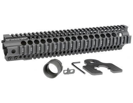 """Midwest Industries MI Combat Rail T-Series 12.625"""" AR-15 1-Piece Free Float Handguard - MI-CRT12.625"""