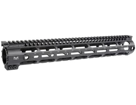 "Midwest Industries M-LOK/DPMS .308 15"" AR-10 1-Piece Free Float Handguard - MI-308SS15-DHM"