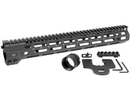"""Midwest Industries MI Combat Rail 14"""" AR-15 1-Piece Free Float Handguard - MI-CRM14"""