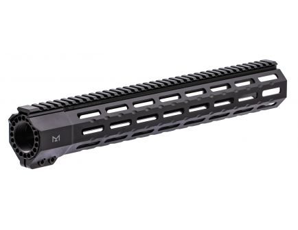 "Midwest Industries SP-Series (Suppressor Compatible) 15"" AR-15 1-Piece Free Float Handguard - MI-SP15M-BLK"