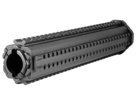 "Mission First Tactical 12"" AR-15/M16/M4 4-Sided, 2-Piece Rail Handguard, Black - M44L"