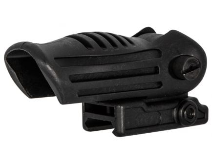 NcStar 4-Position Folding Vertical Ergonomic Grip for AK-47, AR-15, Smith and Wesson M&P15-22 Rifles, Black - AARFVG