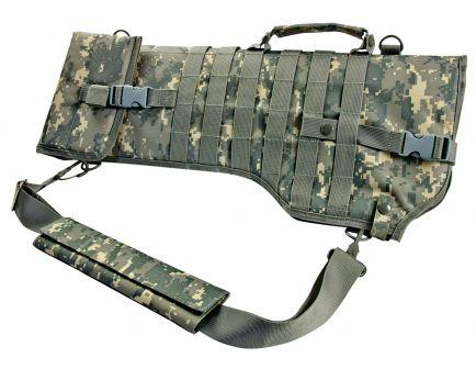 NcStar VISM Tactical Rifle Scabbard, Digital Camo - CVRSCB2919D