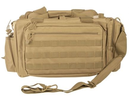 NcStar VISM Competition Range Bag, Tan - CVCRB2950T
