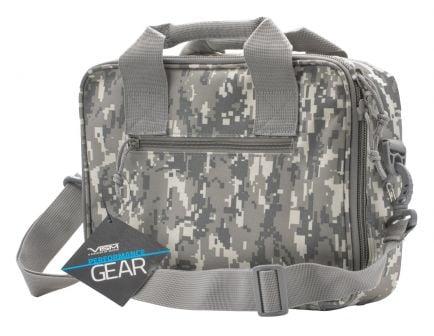 NcStar VISM Double Pistol Range Bag, Digital Camo - CPDX2971D